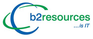 b2resources Logo